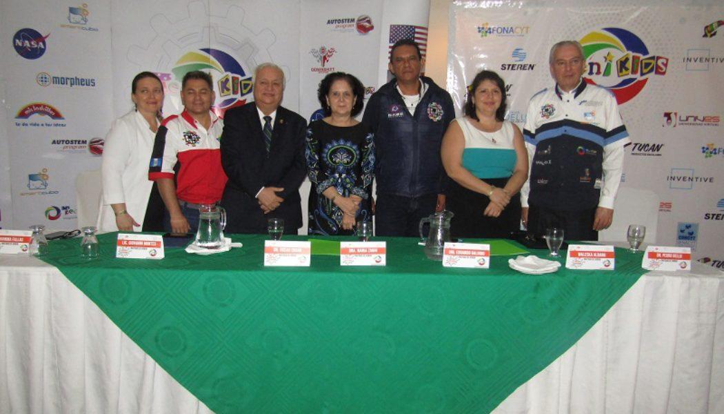 El Campeonato de Robótica 2018, único en Latinoamérica