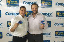 Comex y El Gallo más Gallo premian la lealtad de sus clientes