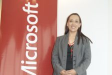 Patricia Mejía, SAM and Compliance Manager. Microsoft Guatemala