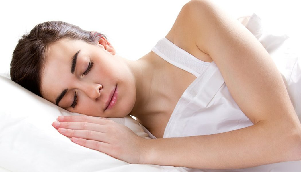 Para ser exitosa, ¡duerme más!