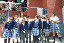 Inclusión en la educación de niños y jóvenes con sordoceguera