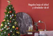 Decoración navideña: el árbol