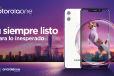 Motorola x Android One:  el nuevo motorola one llega a Guatemala