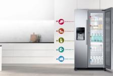 Las refrigeradoras de Samsung están diseñadas con su familia en mente