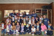 Juguetón superó la meta y llenó de sonrisas a más de 1500 niños en el país