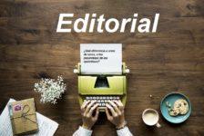 Editorial, «La decisión es suya»