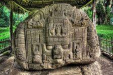 Así concebían la Tierra los antiguos mayas