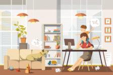 10 tips para un buen equilibrio de vida de una madre trabajadora