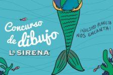 La Sirena lanza concurso nacional de dibujo