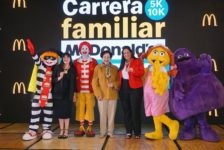 Carrera Familiar McDonald's 2020
