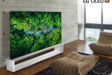 Nueva LG tv real 8k 2020