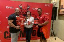 GNC presenta Carnivor