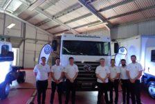 Camiones Delivery tecnología en transporte pesado