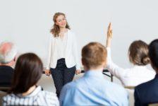 Consejos de liderazgo para empresarias