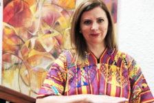 Mariana Siebold representará a Guatemala por tercera ocasión en Dubái  en el Art Connects Women 2020