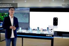 Samsung Galaxy S20 en la región