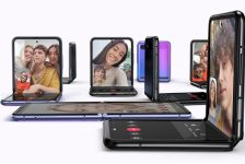 Galaxy Z Flip: diseño y tecnología en la palma de tu mano