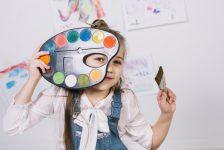 Estimulando la creatividad de tus hijos