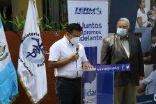 Termoencogibles apoyando al Ministerio de Salud Pública