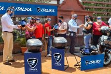 Italika apoya emprendimiento de movilidad