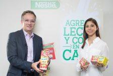Nestlé presenta cubitos