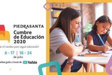 Cumbre de educación 2020