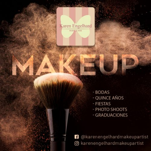 Karen Engelhard – MakeUp Artist