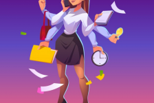 El mejor consejo para la salud de mujeres multitasking