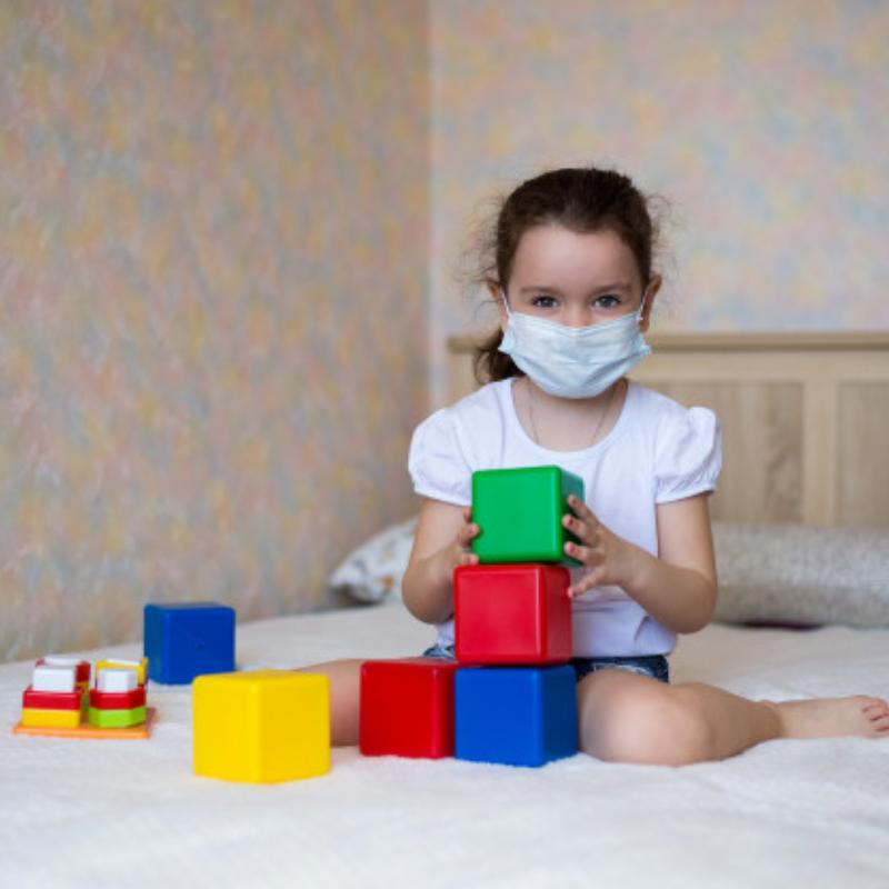 Retos y vulnerabilidad en niños durante la pandemia