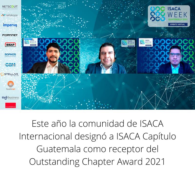 ISACA WEEK Guatemala 2021