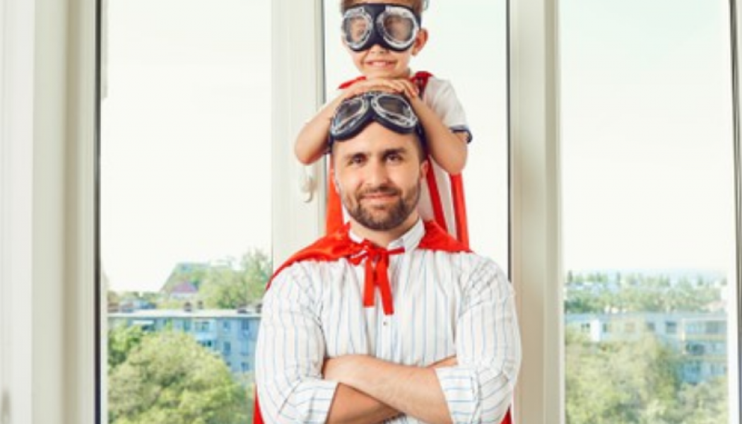 Misión: ¡Ser padre!