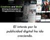 Crecimiento publicidad digital